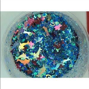 Five custom glitter mixes for $10